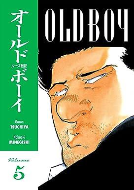 Old Boy Vol 5-8 Bundle