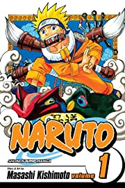 Naruto Box 1 Bundle