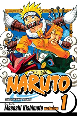 Naruto Box 1 Bundle