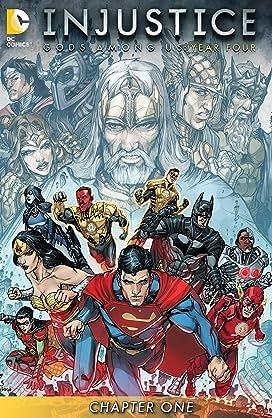 Injustice: Gods Among Us: Year Four Bundle
