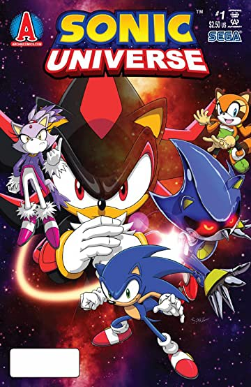 The Complete Sonic Universe