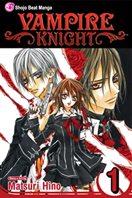 Vampire Knight Vols. 1-10 Bundle