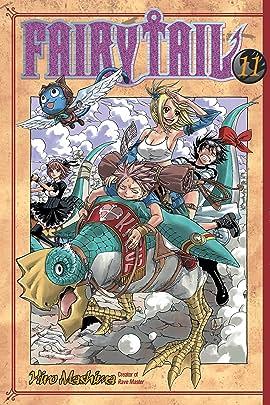 Fairy Tail Volumes 11 - 20 Bundle