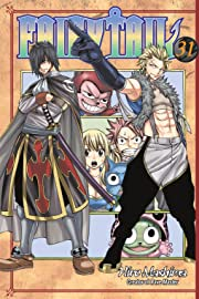 Fairy Tail Volumes 31 - 40 Bundle