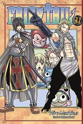 Fairy Tail Volumes 31 - 40 Bundle