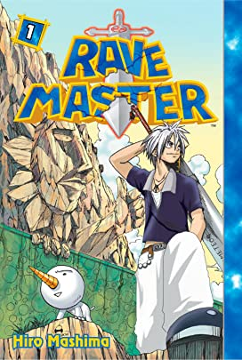 Rave Master Volumes 1 - 10 Bundle