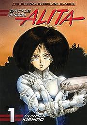 Battle Angel Alita Universe