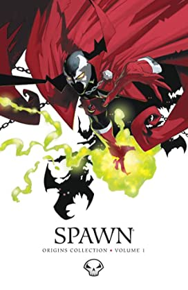 Spawn Origins, Resurrection and Satan Saga Wars Bundle