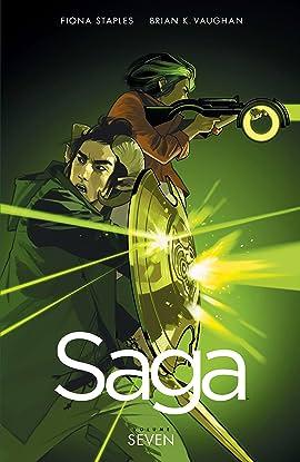 Saga Volumes 6, 7 and 8 Bundle