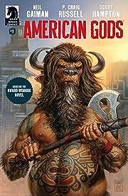 American Gods #1-9