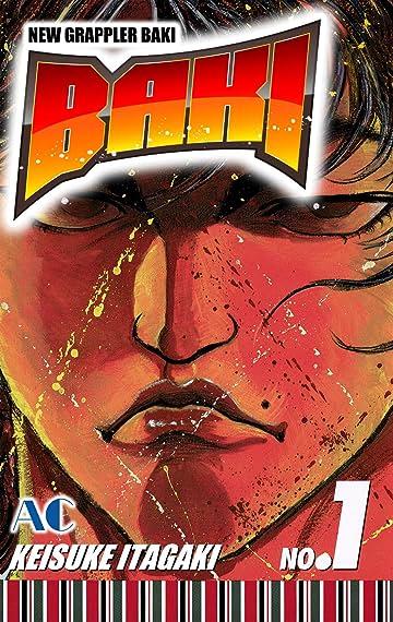 Baki Vol. 1 - 3