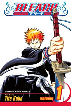 Bleach Full Series Bundle