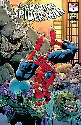 Amazing Spider-Man (2018-) #1-24