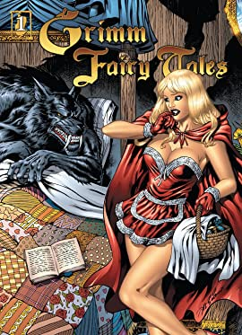 Grimm Fairy Tales Complete Volume 1!
