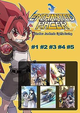 Enchanted Racer #1-#5