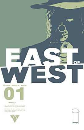 East of West - The Complete Series Bundle!