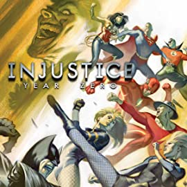 Injustice: Year Zero #1-3