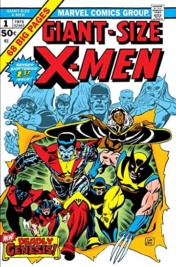 Uncanny X-Men by Chris Claremont and John Byrne