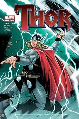 Thor by J. Michael Straczynski