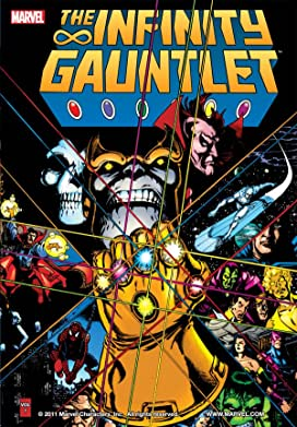 Infinity Gauntlet Trilogy