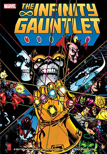 Infinity Gauntlet Trilogy