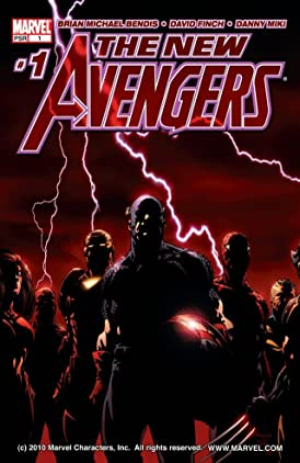 New Avengers by Brian Michael Bendis