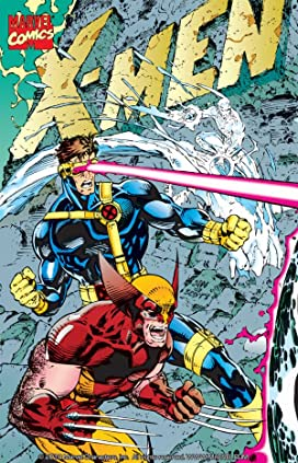 Uncanny X-Men By Chris Claremont and Jim Lee Bundle