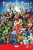 Fantastic Four/FF by Matt Fraction