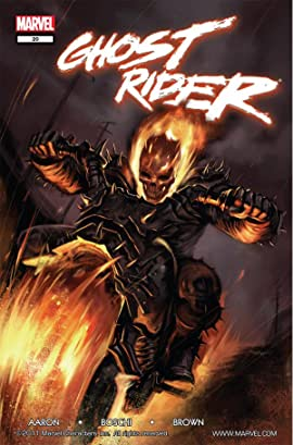 Ghost Rider by Jason Aaron & Daniel Way
