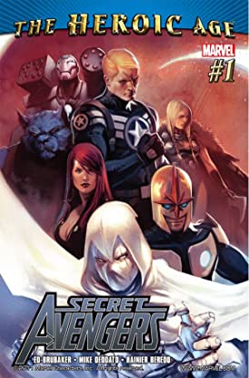 Secret Avengers: The Complete Series