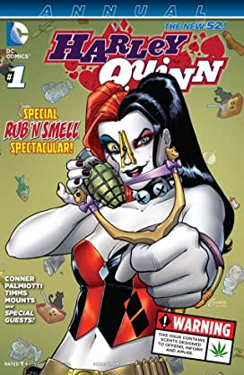 Harley Quinn Annual Bundle