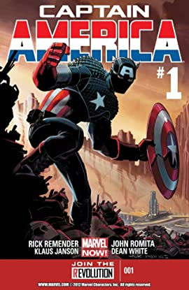 Captain America by Rick Remender - The Complete Series