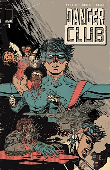 Danger Club #8 Alternate Endings Bundle