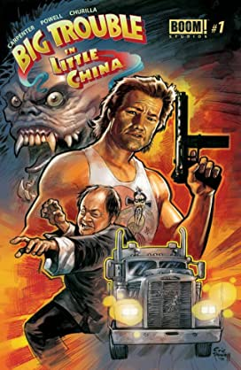 Big Trouble in Little China #1-12