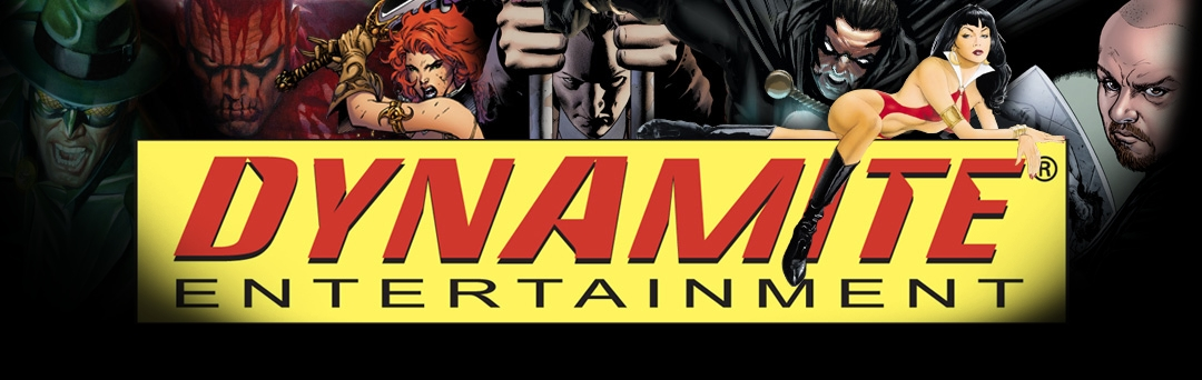 Dynamite Entertainment Digital Comics - Comics by comiXology