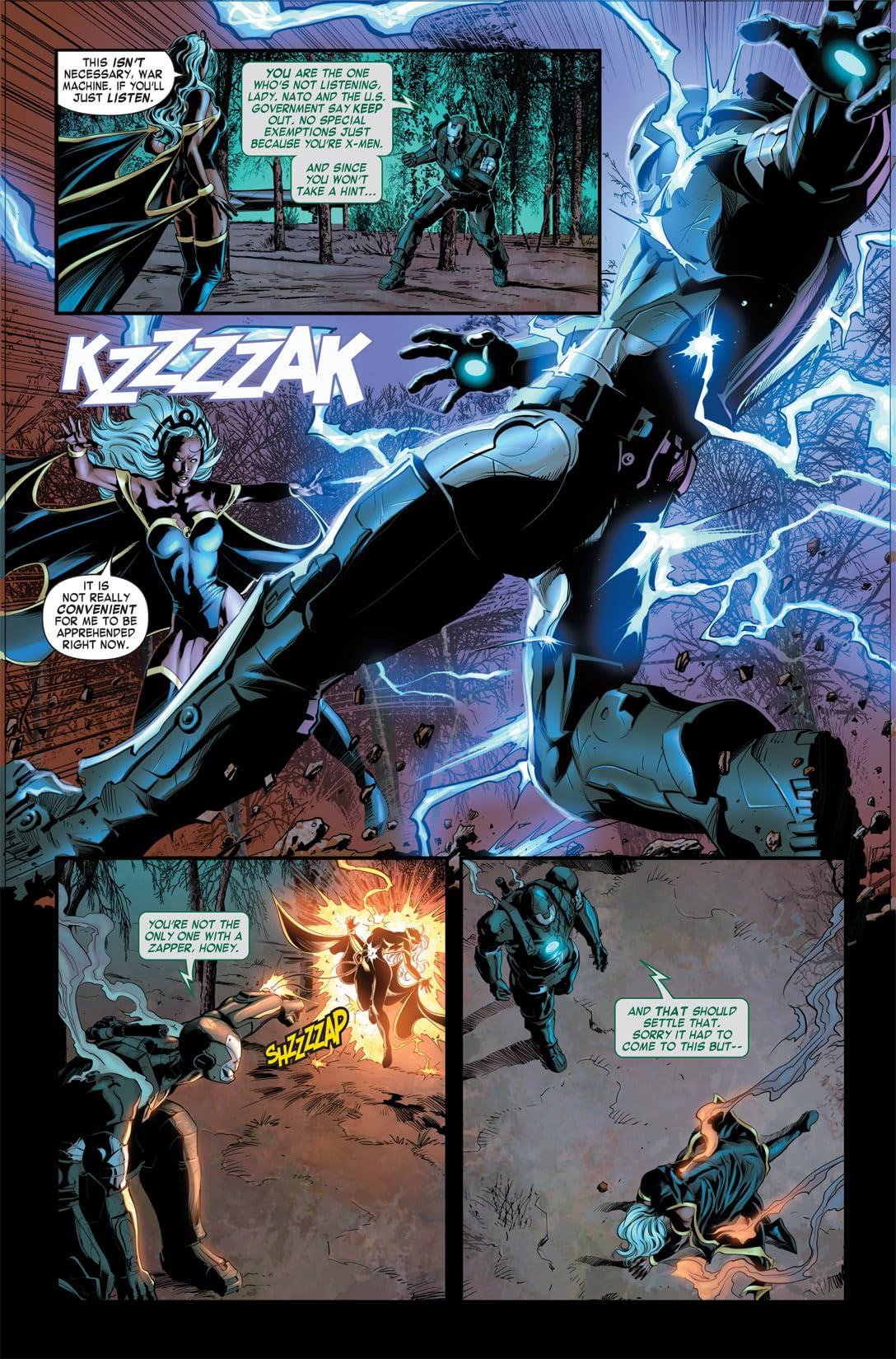 X-Men (2010-2013) #21
