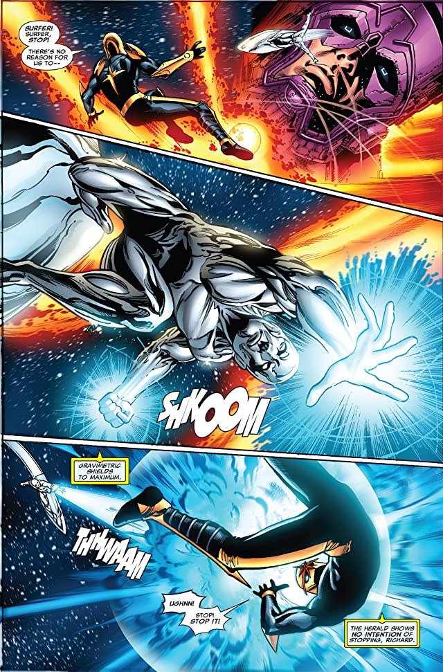 click for super-sized previews of Nova (2007-2010) #14