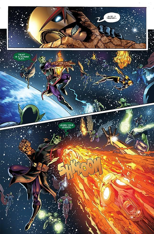 click for super-sized previews of Nova (2007-2010) #17