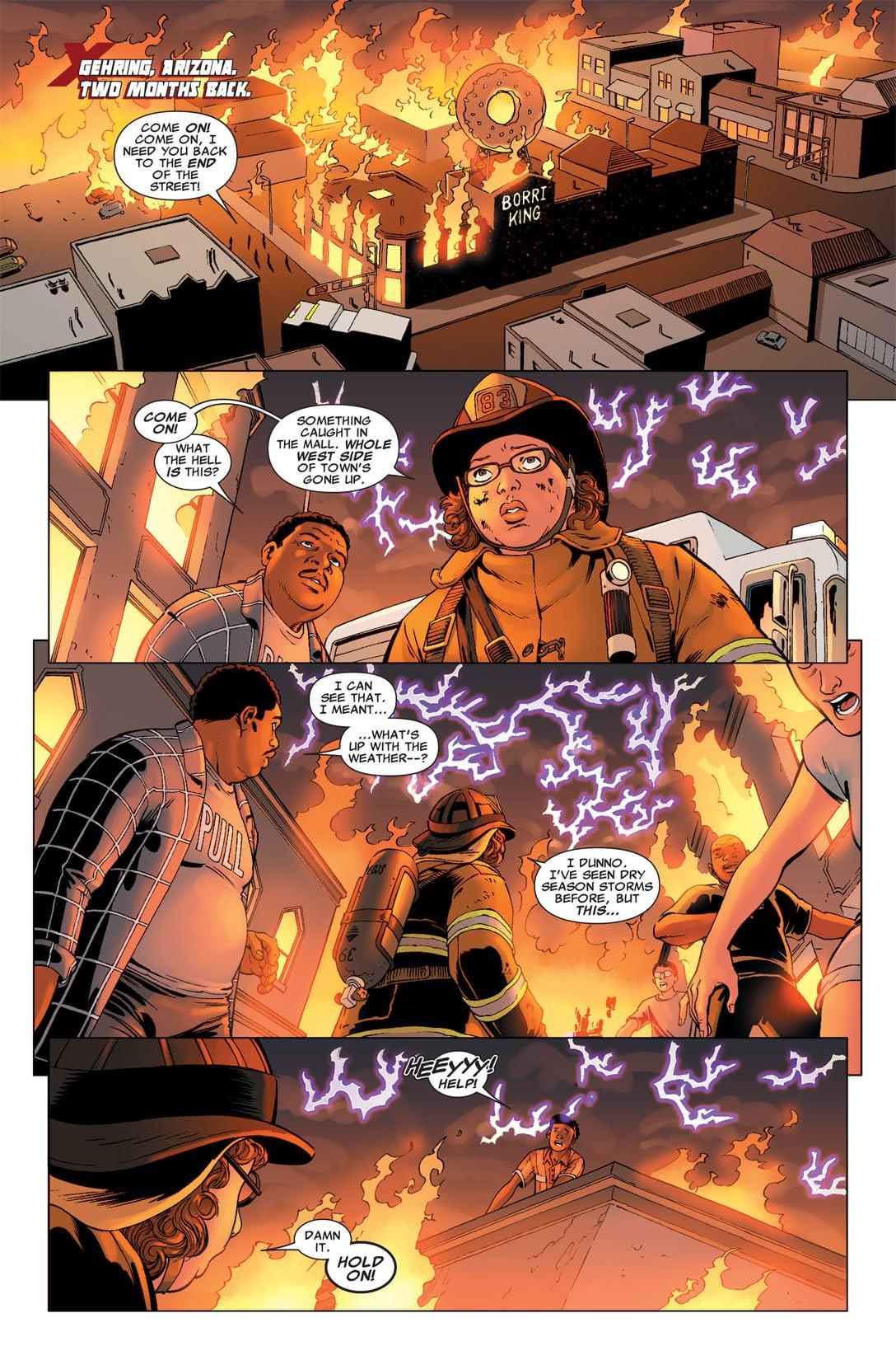 New Mutants (2009-2011) #34