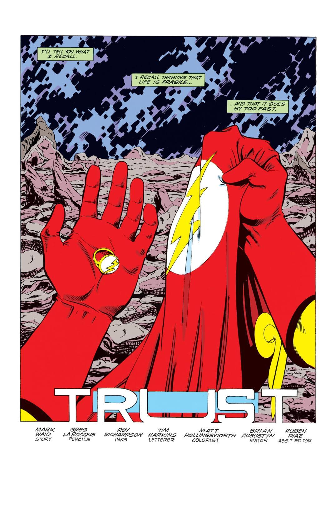 The Flash (1987-2009) #74