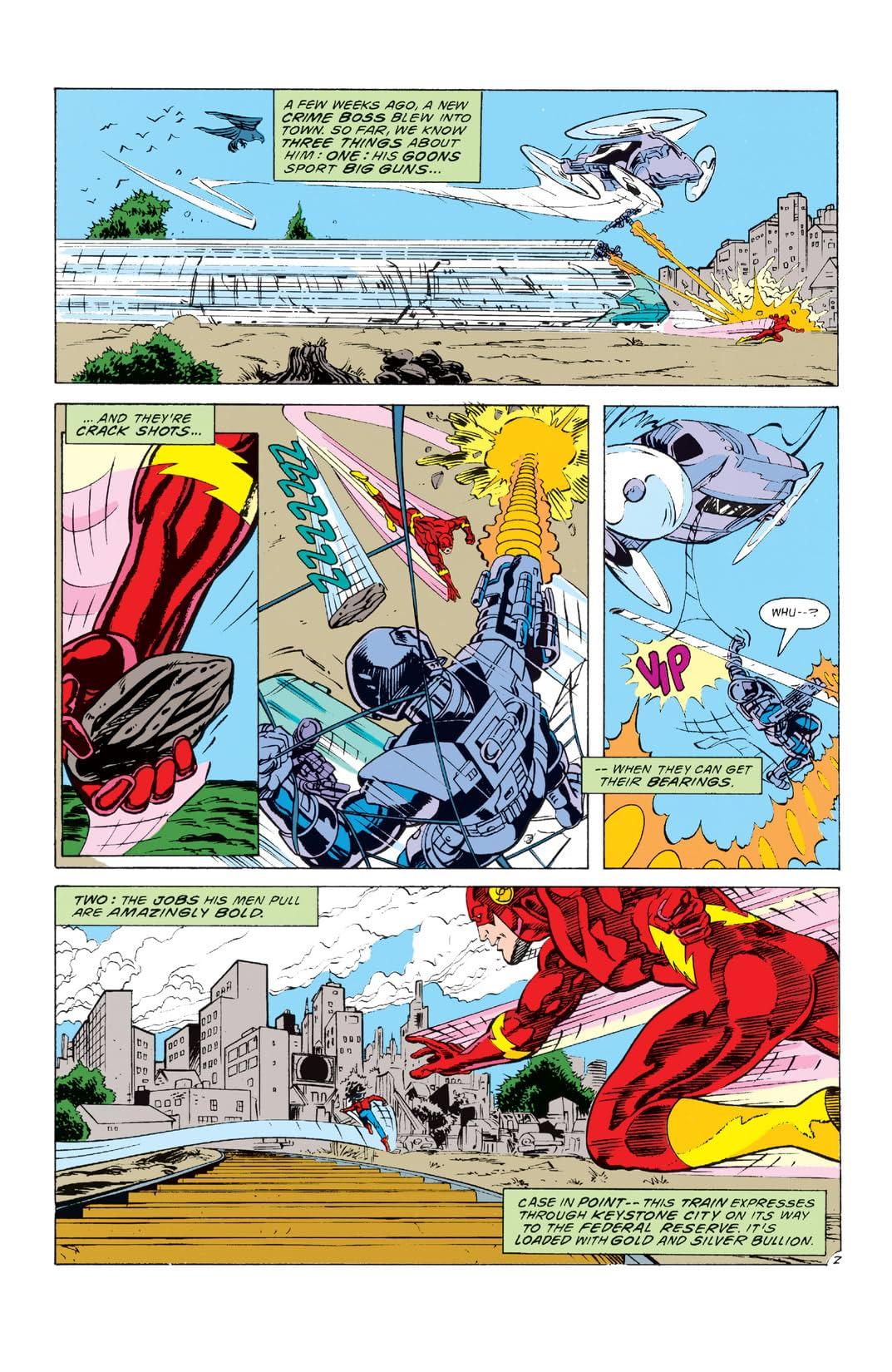 The Flash (1987-2009) #75