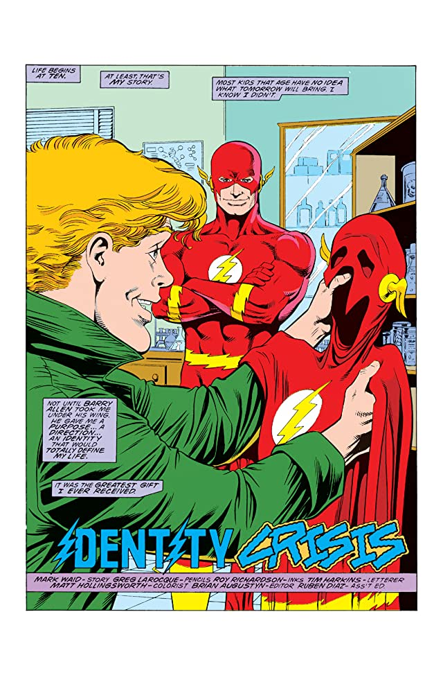 click for super-sized previews of The Flash (1987-2009) #76