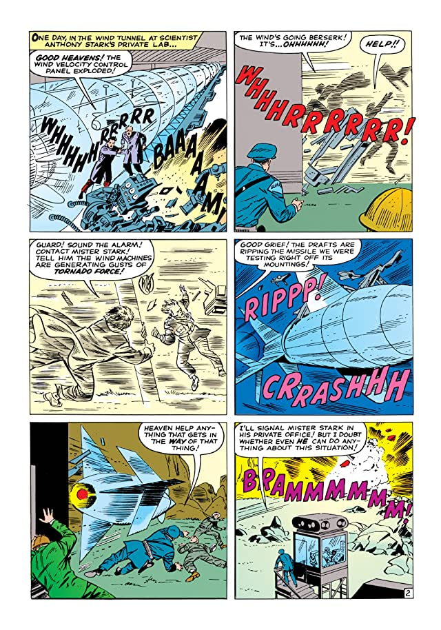 Tales of Suspense #43