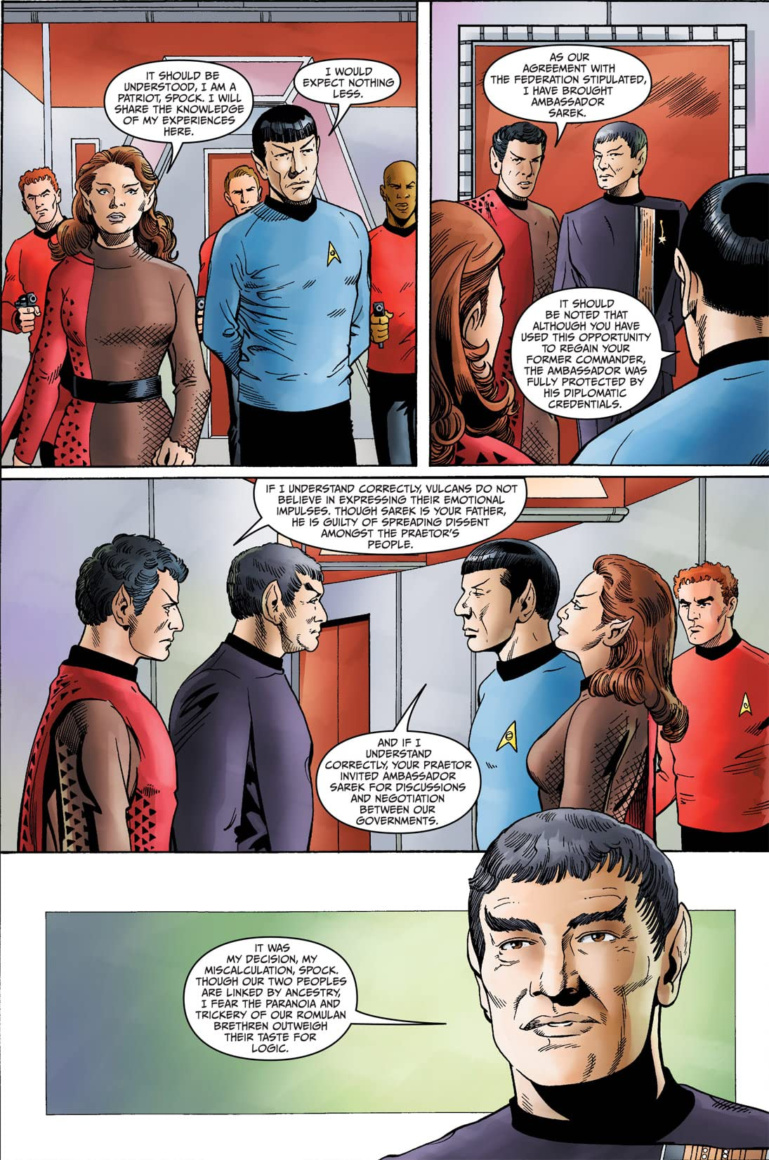 Star Trek: Year Four - The Enterprise Experiment #2