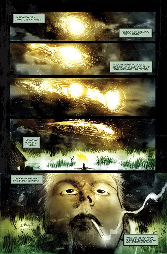 click for super-sized previews of Singularity 7 #1