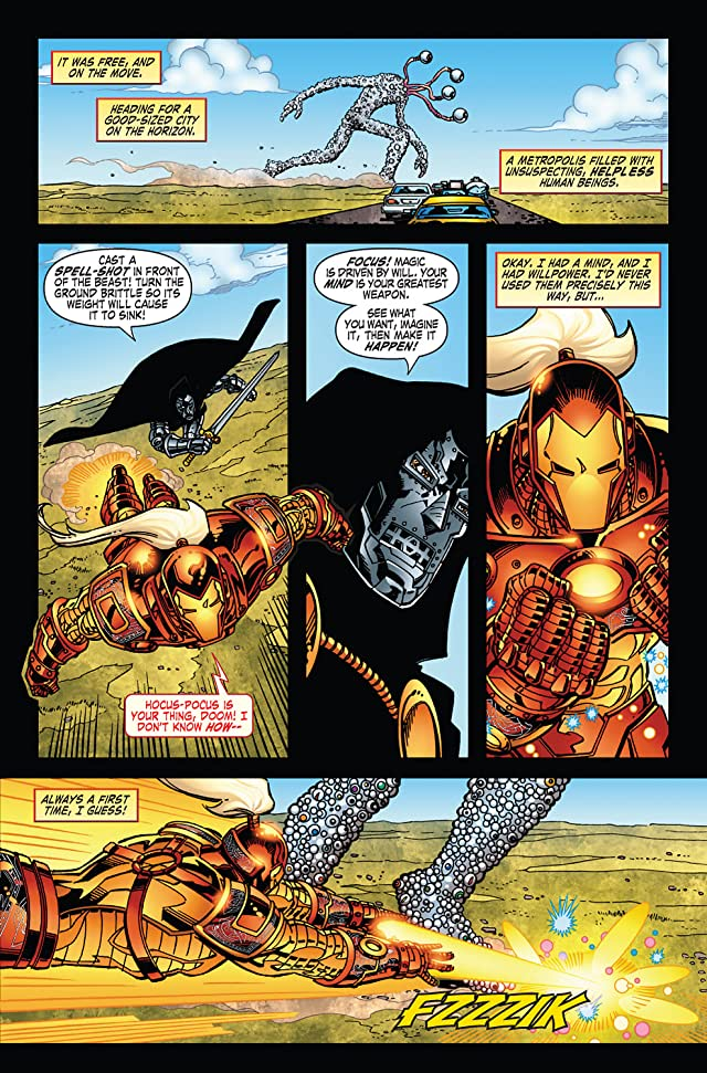 Iron Man: Legacy of Doom #4 (of 4)