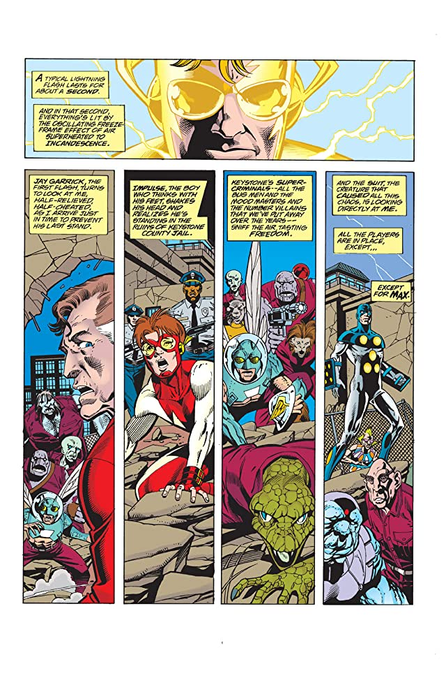 click for super-sized previews of The Flash (1987-2009) #132