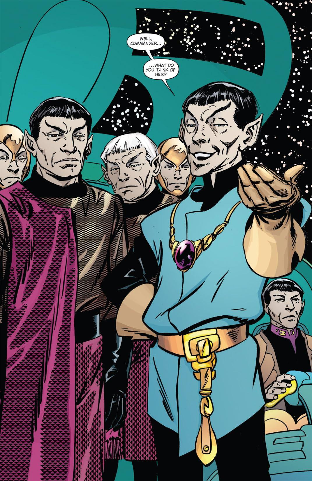 Star Trek: Alien Spotlight - Romulans