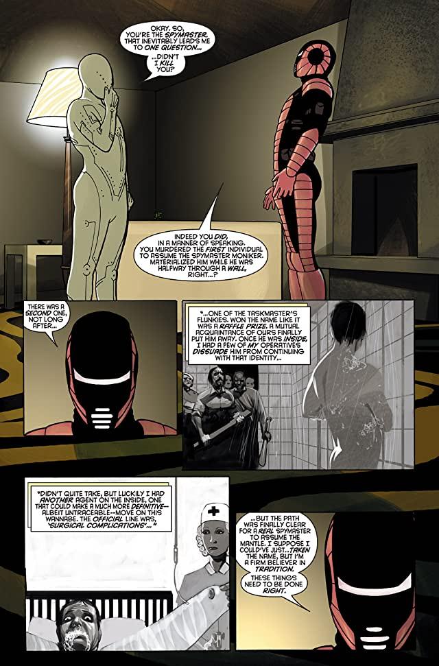 click for super-sized previews of Iron Man: The Inevitable #2 (of 6)