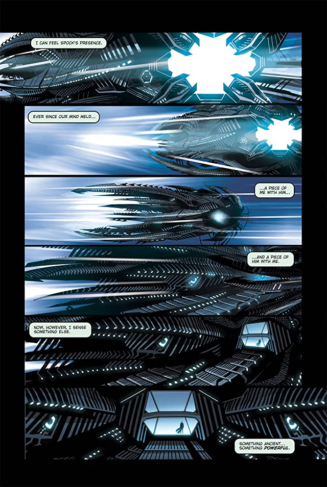 click for super-sized previews of Star Trek: Nero #3